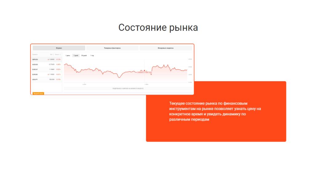 Аналитика на сайте MJH Finance